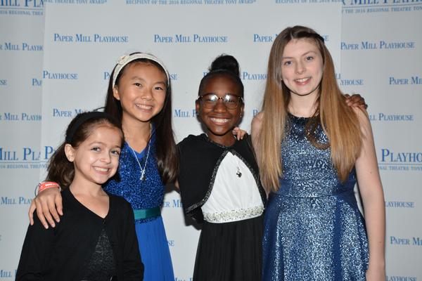 Tessa Noelle Frascogna, Lynn Masako Cheng, Michelle Henderson and Ruby Griffin