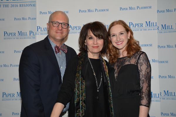 Christopher Sieber, Beth Leavel and Erin Mackey