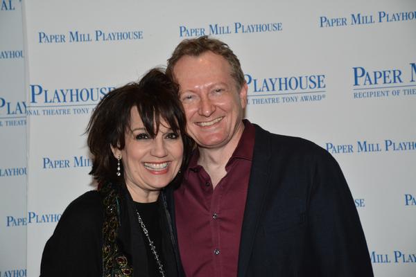 Beth Leavel and Bob Martin