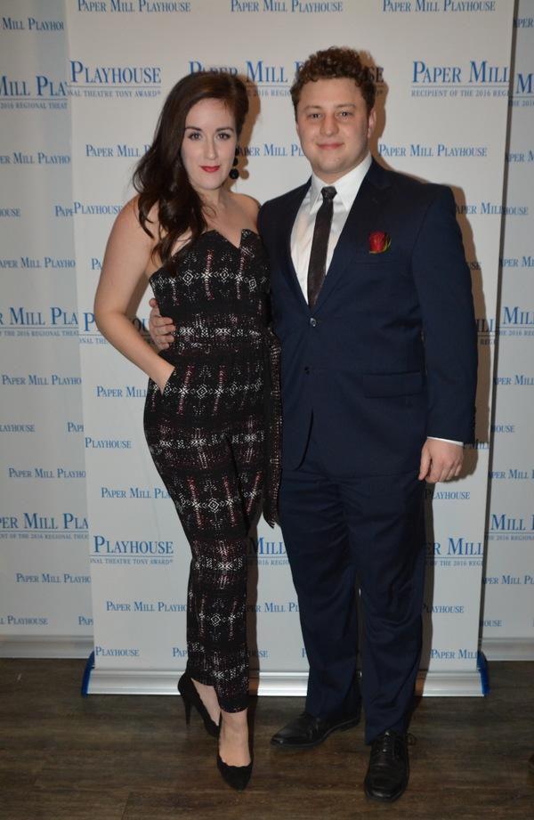 Amy Van Nostrand and Michael Coale Grey