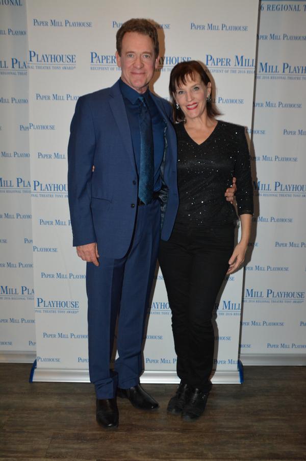 David Hess and Stacia Fernandez
