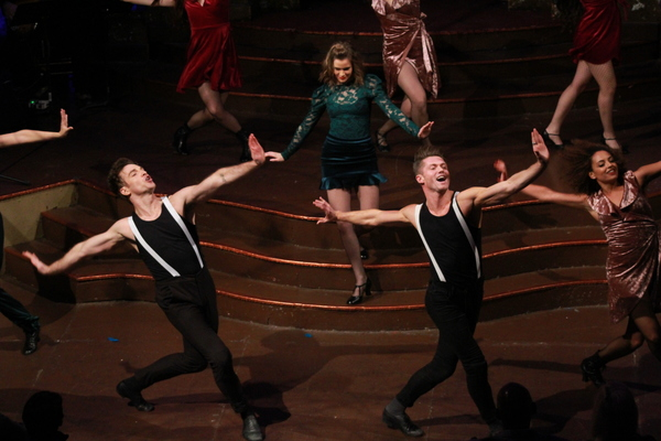 Photo Flash: 70 Students Join Spencer Liff, Capathia Jenkins and More for Broadway Dreams NYC Showcase