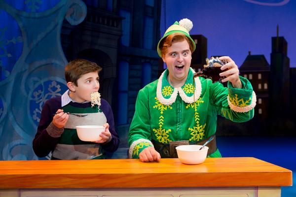 Trey Middleton as Michael and Erik Gratton as Buddy Photo
