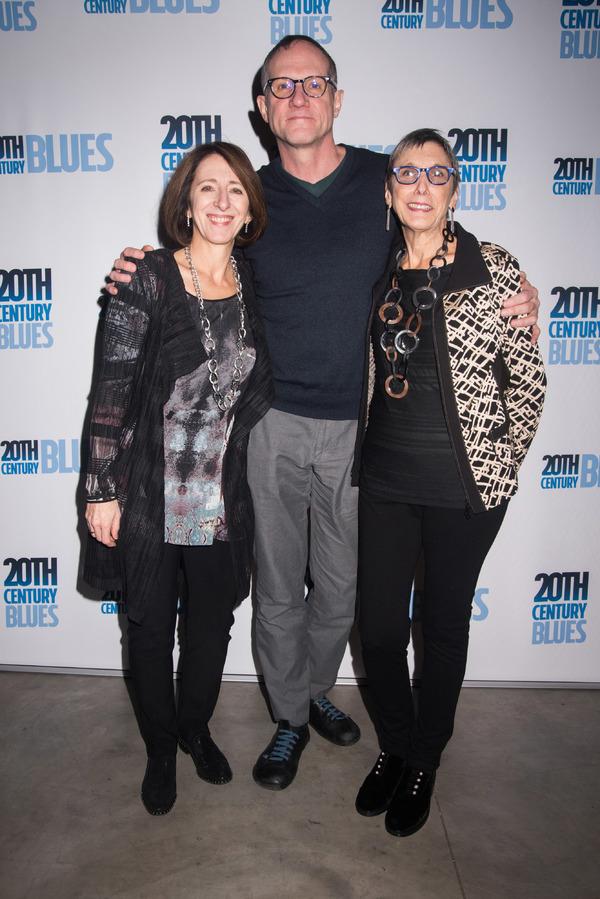 Anna Louizos, Mark Brokaw and Robyn Goodman