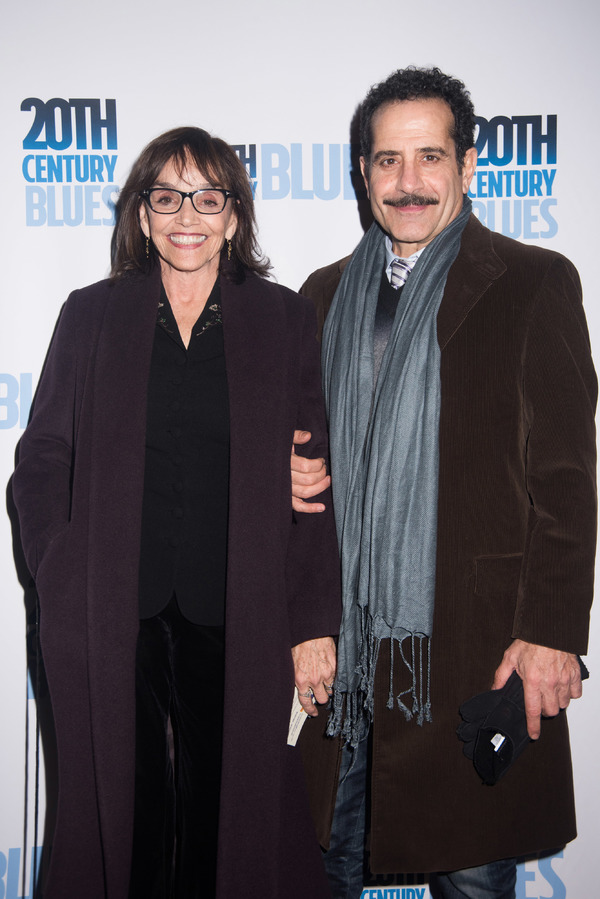 Brooke Adams and Tony Shalhoub