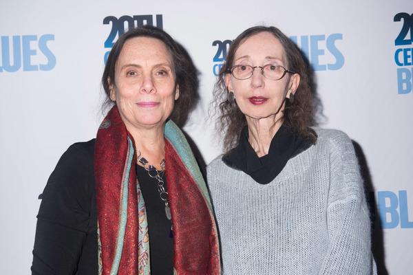 Emily Mann and Joyce Carol Oates