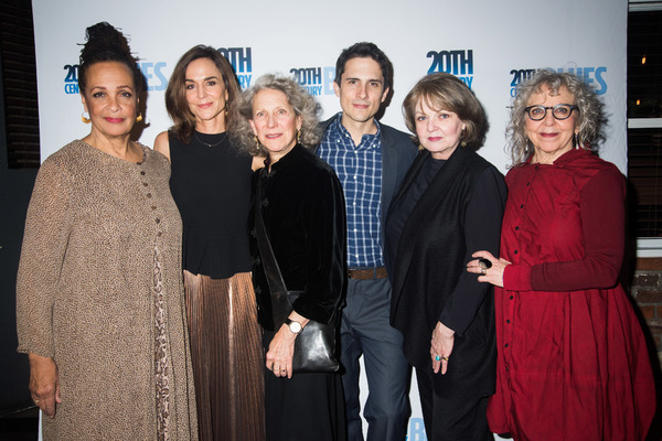 Photo Flash: Beth Dixon, Polly Draper, Mandy Patinkin, Tony Shalhoub and More Celebrate 20TH CENTURY BLUES Opening Off-Broadway