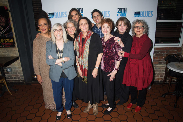 Franchelle Stewart Dorn, Susan Miller,  Beth Dixon, Polly Draper, Emily Mann,  Charles Socarides, Lida Orzeck, Ellen Parker and Kathryn Grody