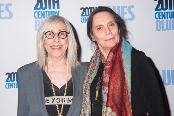 Playwright Susan Miller and Director Emily Mann