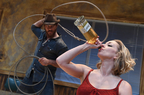 Photo Flash: San Jose Stage Company Continues Season 35 with FOOL FOR LOVE