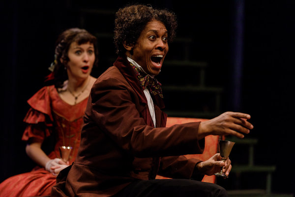 Photo Flash: First Look at Geva Theatre Center's A CHRISTMAS CAROL