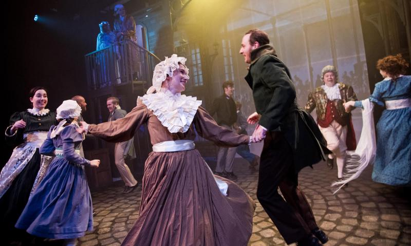 BWW Review: Joyful A CHRISTMAS CAROL at Annapolis Shakespeare Company Spreads the Message of Christmas