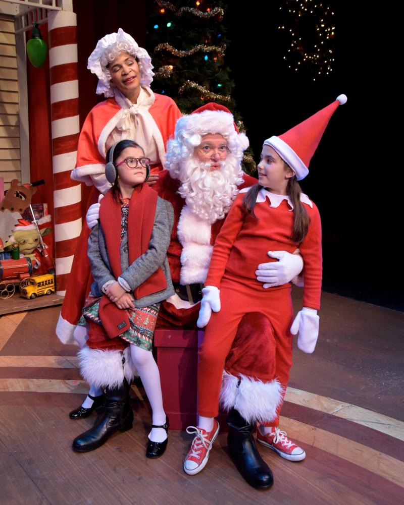 Photo Flash: Westchester Broadway Theatre presents THE CHRISTMAS VOYAGER