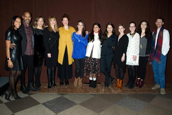 Shaina Taub and friends