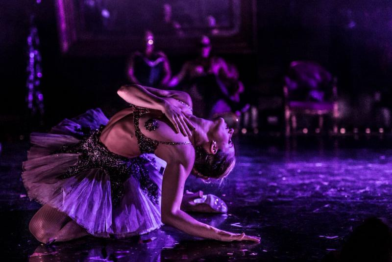 BWW Review: Company XIV's Erotic Holiday Treat NUTCRACKER ROUGE Christens Their New Brooklyn Home