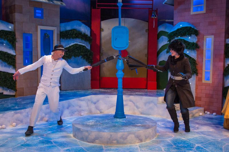 BWW Review: FROSTY Serves Up an Adventure