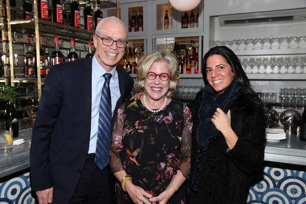 Peter Siebold, Stephanie Murdick, Stefanie Cohen