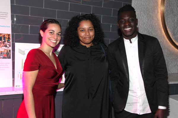 Erika Nillo, Alyssa Vazquez, Jesse Ahinful