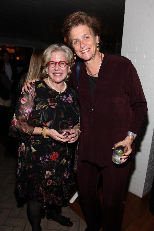 Stephanie Midick, Cathy Cramer