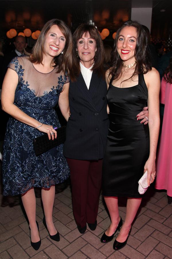 Elizebeth Swibel, Sheryl Kozberg, Alison Swibel