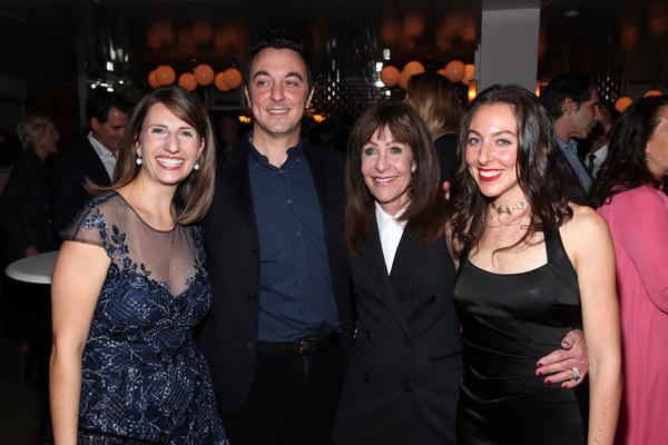 Elizebeth Swibel, Brian Swibel, Sheryl Kozberg, Alison Swibel