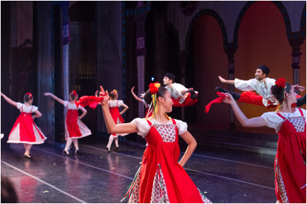 Festival Ballet Providence to Present 40th Annual Production of THE NUTCRACKER