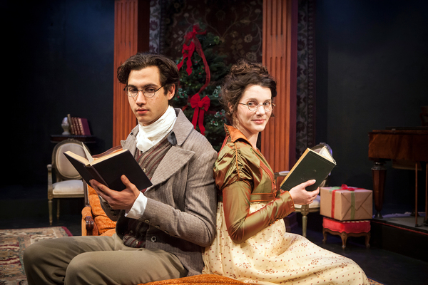 Photo Flash: Capital Stage Presents Sacramento Premiere of MISS BENNET: CHRISTMAS AT PEMBERLEY
