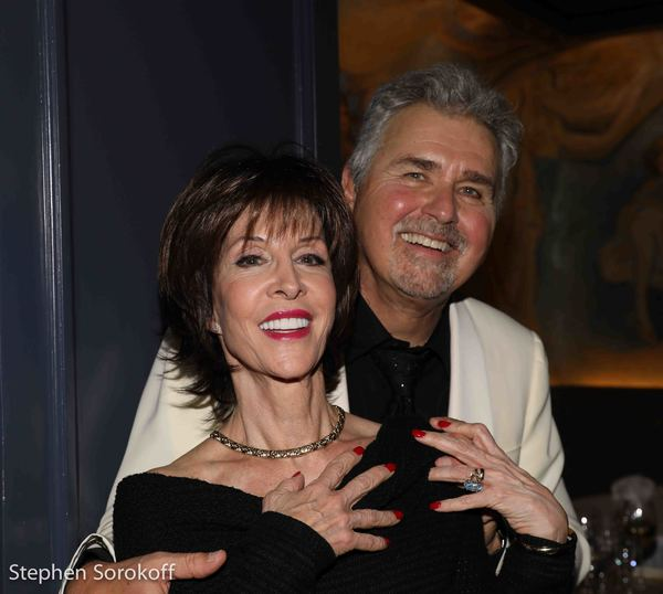 Photo Coverage: Inside Opening Night - Steve Tyrell at Cafe Carlyle