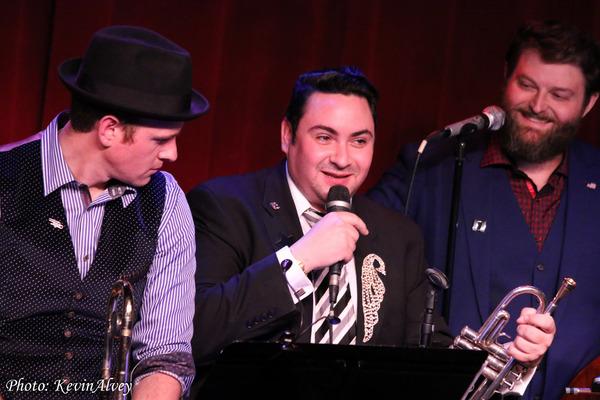 Geoff Packard, Joey Pero, Brandon James Ellis