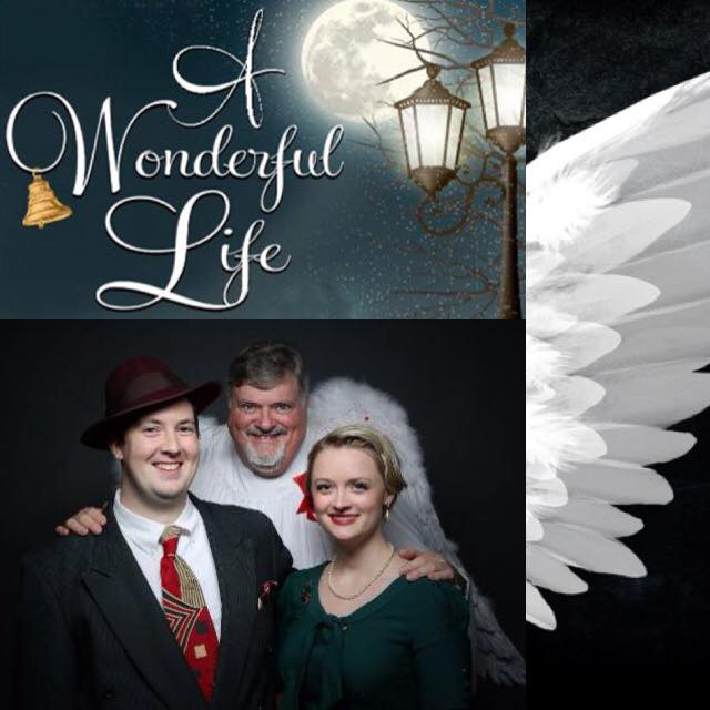 BWW Review: A WONDERFUL LIFE Brings Holiday Sentiment to Chaffin's Barn