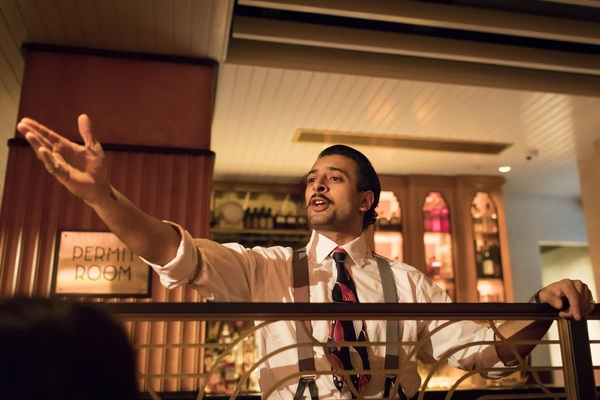 Photo Flash: First Look at Site-Specific Indian Noir NIGHT AT THE BOMBAY ROXY