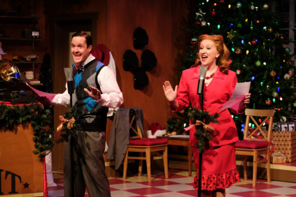 Photo Flash: First Look at SDMT's MIRACLE ON 34TH STREET: A LIVE MUSICAL RADIO PLAY