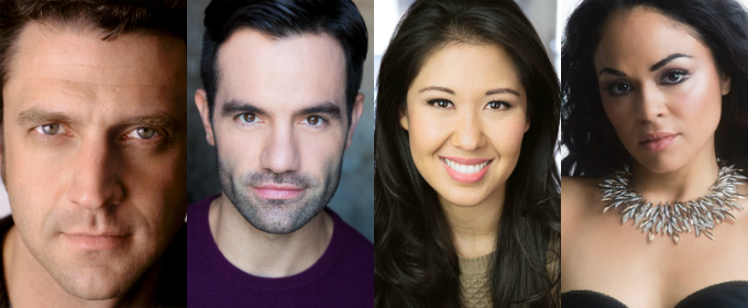 Raul Esparza, Ramin Karimloo, Ruthie Ann Miles and Karen Olivo to Star in Revamped CHESS at the Kennedy Center