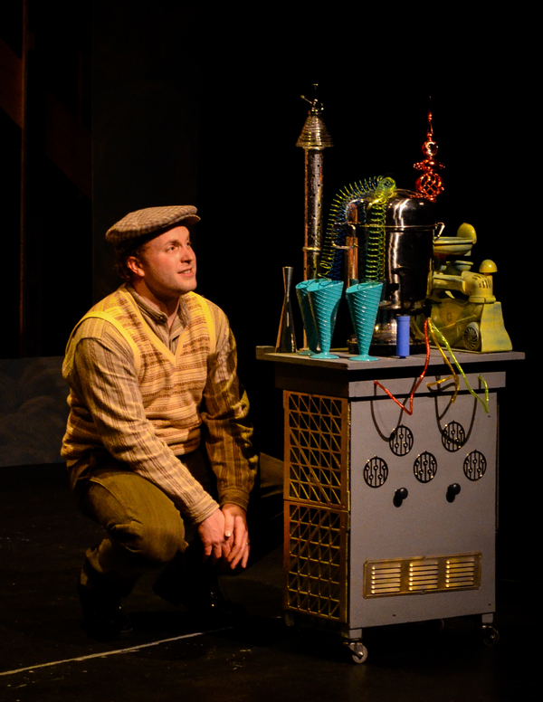 Ryan Patrick O'Donnell as Caractacus Potts