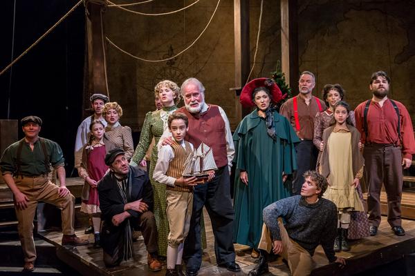 Photos: Mercury Theater Chicago presents THE CHRISTMAS SCHOONER