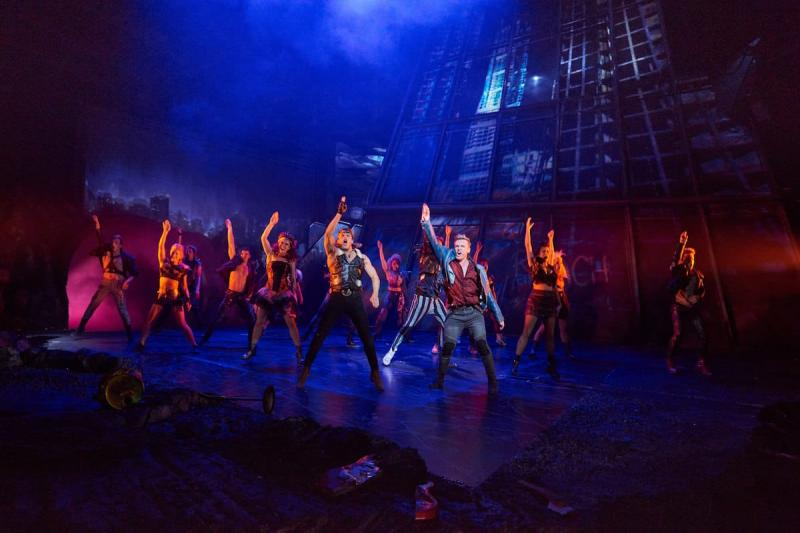 BWW Interview: Andrew Polec & Christina Bennington on BAT OUT OF HELL