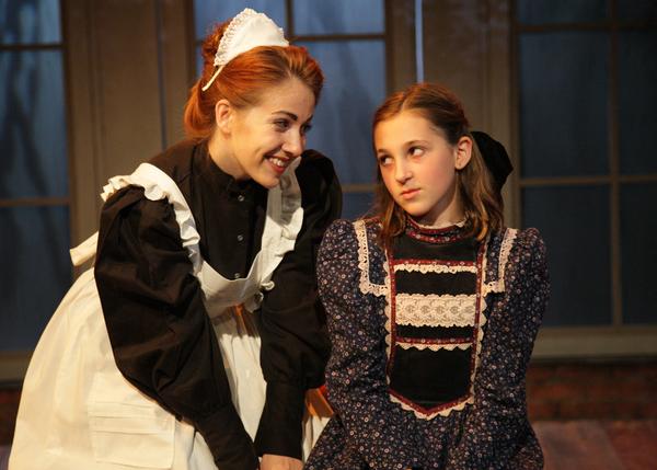 Amy Tilson-Lumetta and Maya Grace Fischbein