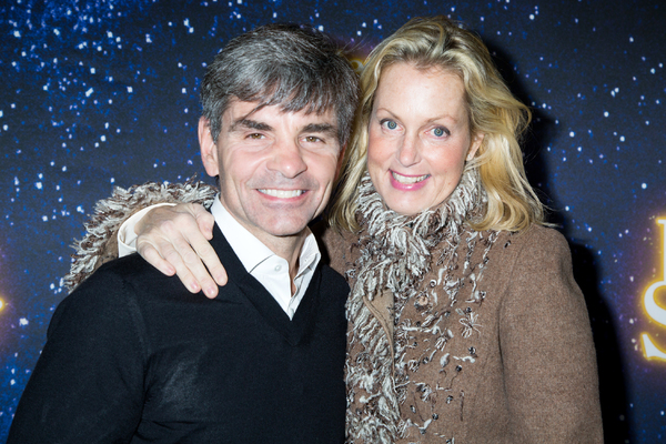 George Stephanopolous, Ali Wentworth