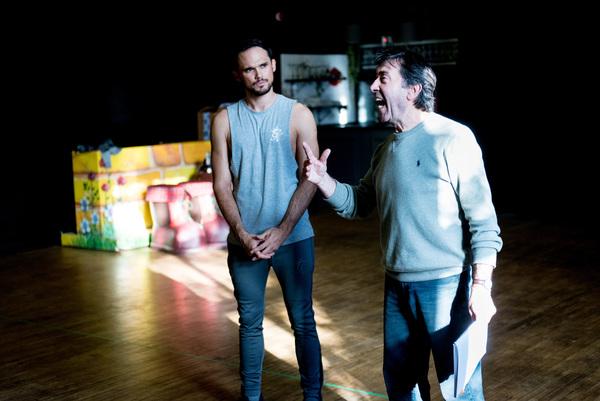 Gareth Gates, David Janson