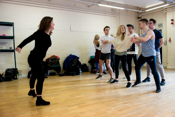 Photo Flash: In Rehearsal With JACK AND THE BEANSTALK at Wolverhampton Grand