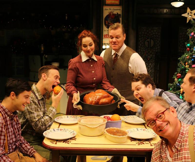 BWW Review: Nashville Rep's Annual A CHRISTMAS STORY Ushers in the Holiday Season