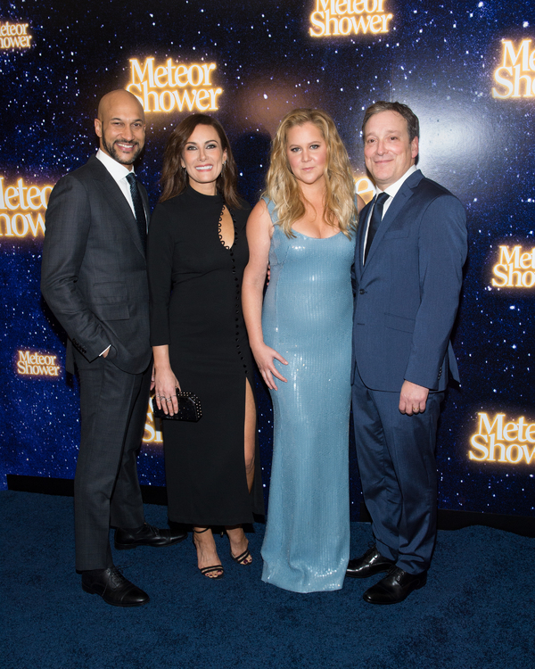 Photo Coverage: METEOR SHOWER Shines Bright on Opening Night!