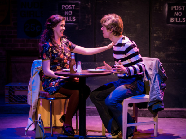 Photo Flash: First Look at WHERE HAS TOMMY FLOWERS GONE? Off-Off-Broadway