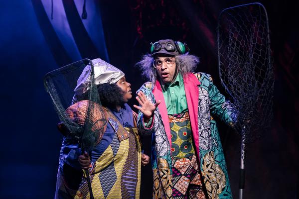 Juliet Okotie and Raj Bajaj