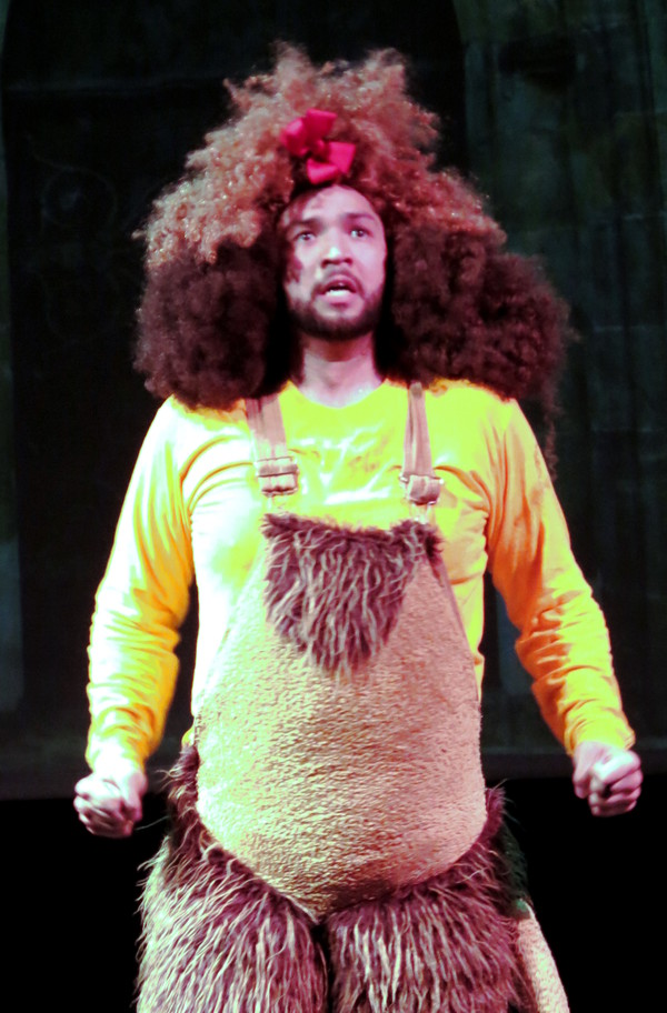 Photo Flash: Harlem Rep Skips Down the Yellow Brick Road with THE WIZARD OF OZ, Extended Through January