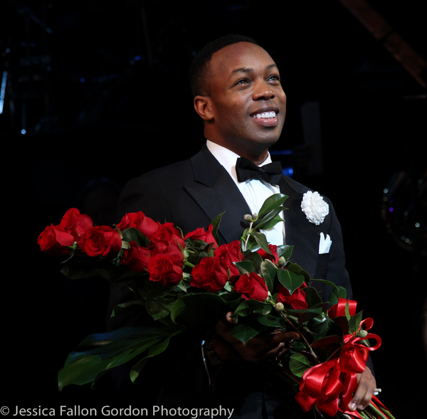 Photo Coverage: Todrick Hall Razzle Dazzles in First Bow in CHICAGO!