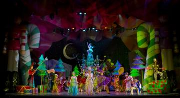 BWW Previews: 313 Presents a Line-Up of Holiday Shows for Detroit including ELF THE MUSICAL, TSO, & More!