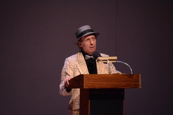 Scott Siegel (Creator, Writer and Host)