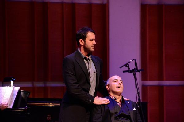 Douglas Ladnier and William Michals Photo