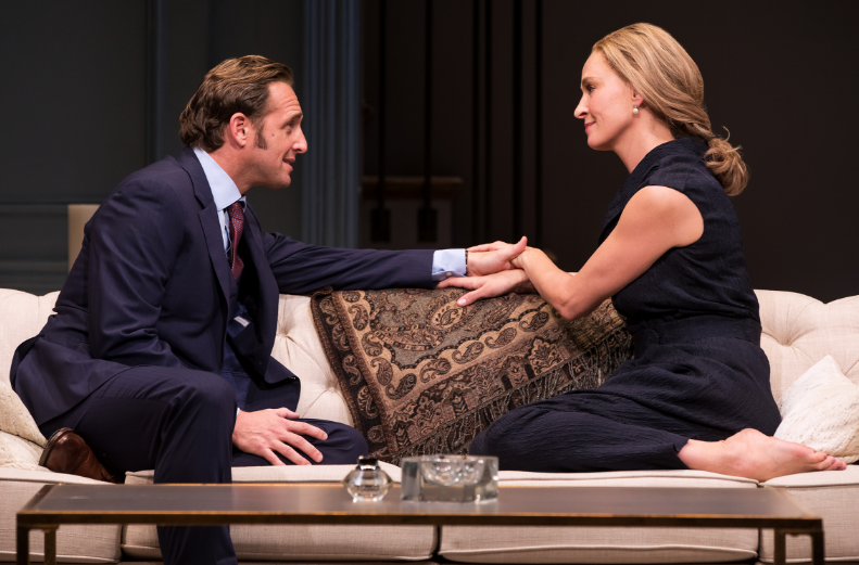 BWW Review:  Beau Willimon's THE PARISIAN WOMAN Has Uma Thurman Seeking Pleasure and Power in Trump's Washington
